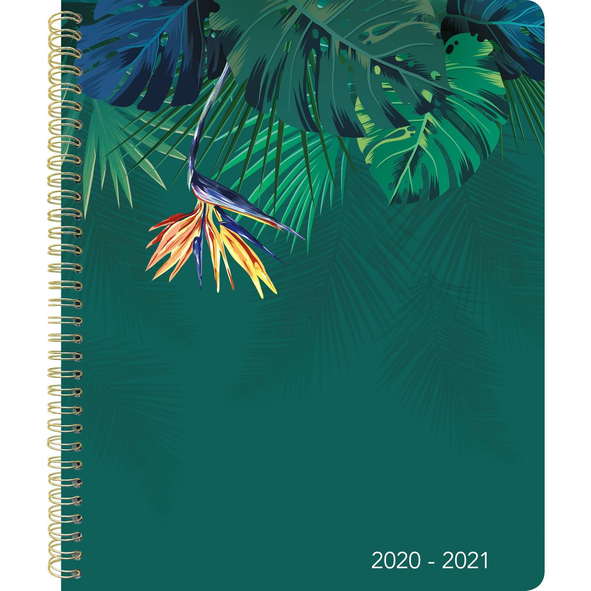 Trends International Urban Tropical Large 2020 Planner