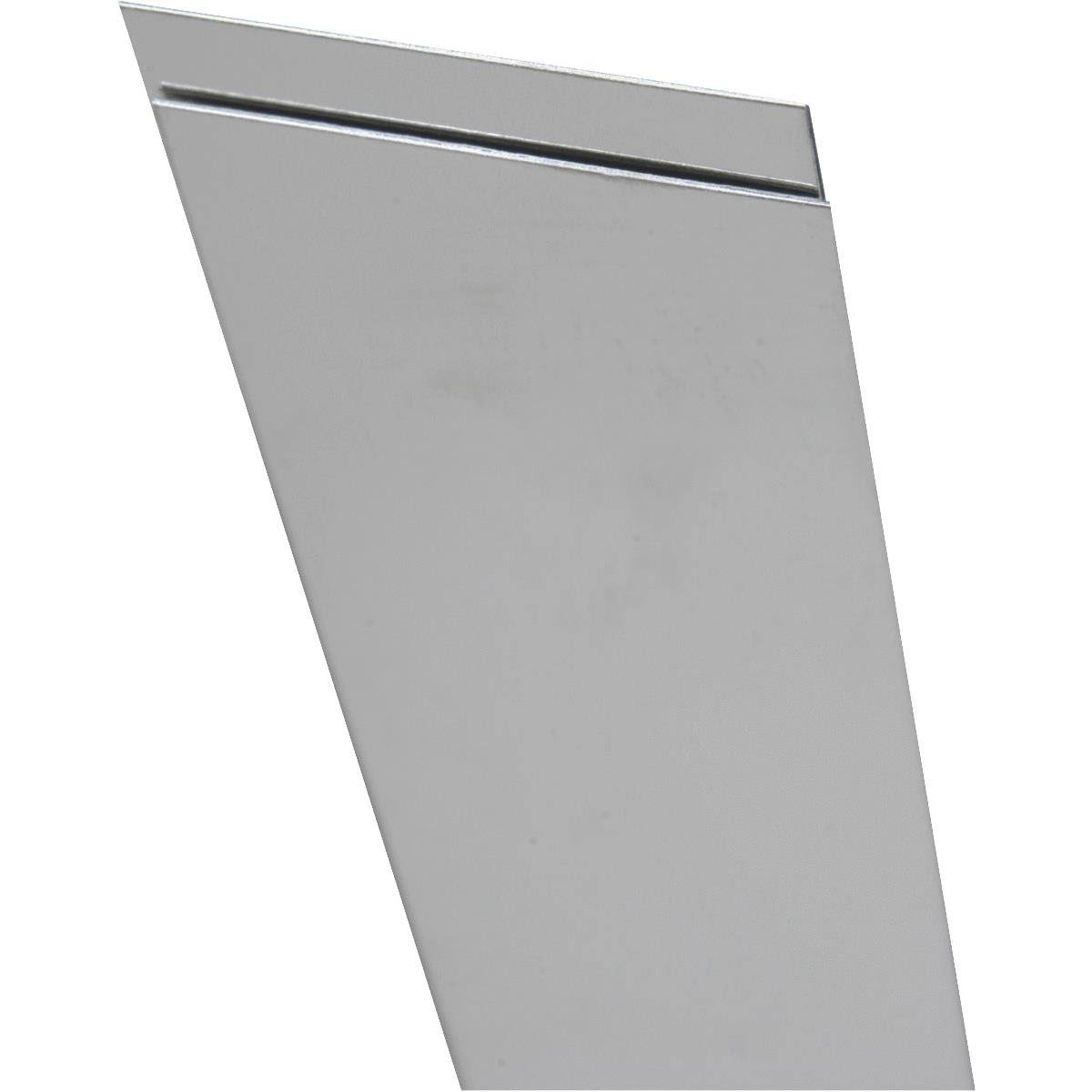 "K & S Engineering Stainless Steel Sheet - .018"" x 6"" x 12"""