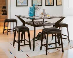 Value City Kitchen Table Sets by The Mystic Collection Merlot And Chocolate Value City Furniture