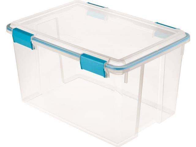 Sterilite Gasket Sealed Storage Bin - 13.5gal