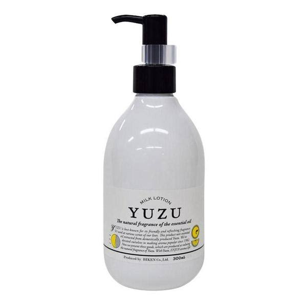 Daily Aroma Yuzu Natural Fragrance of The Essential Oil Milk Lotion 300ml