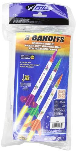 Estes Flying Model Rocket Kit