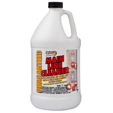 Natural Remedy For Clogged Bathroom Drain by Instant Power 128 Oz Main Line 1801 The Home Depot