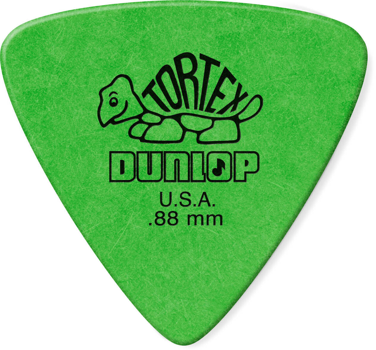 Dunlop Tortex Triangle Guitar Picks - 0.88mm, 6pk
