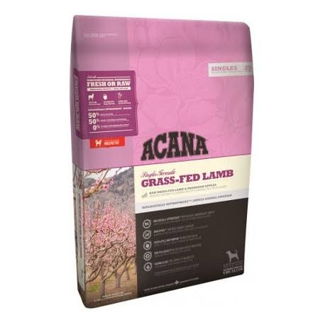 Acana Grass-Fed Lamb Dog Food, 6 kg