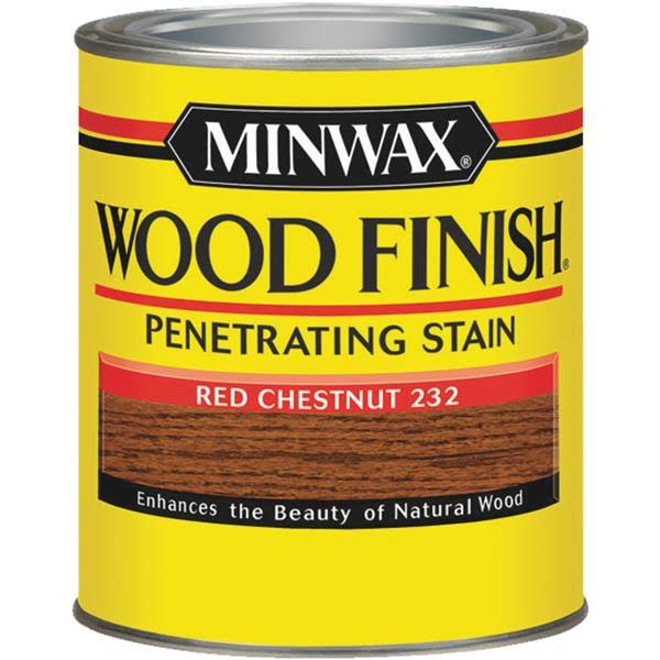 Minwax Wood Finish - 232 Red Chestnut