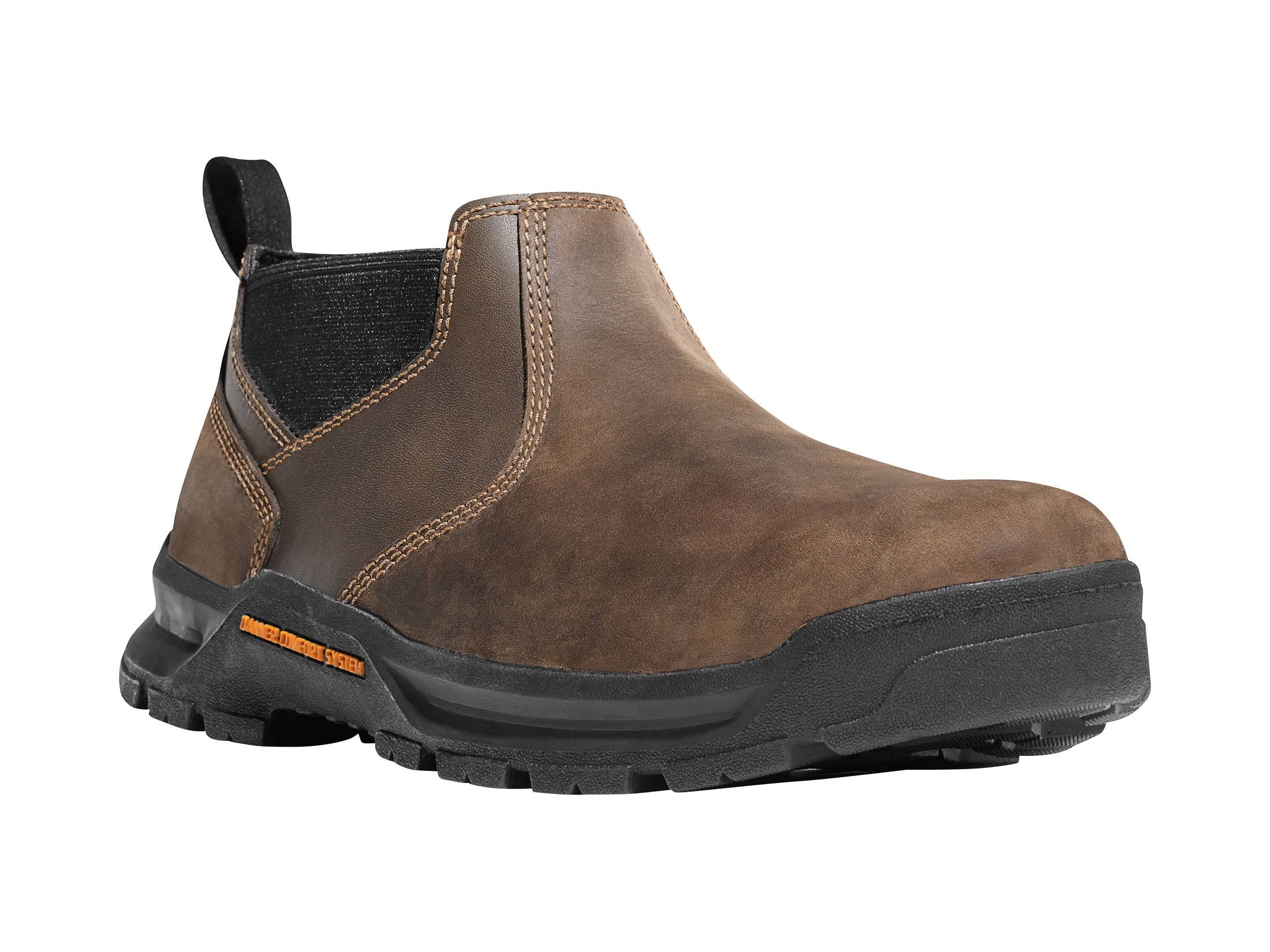 Danner Men's Crafter Romeo Work Boot - Brown, 10 US, 3""