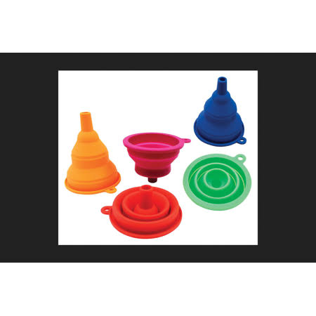 Diamond Visions Silicone Extendable Funnel