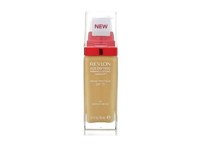 Revlon Age Defying Firming Lifting Makeup - 40 Medium Beige, 1oz