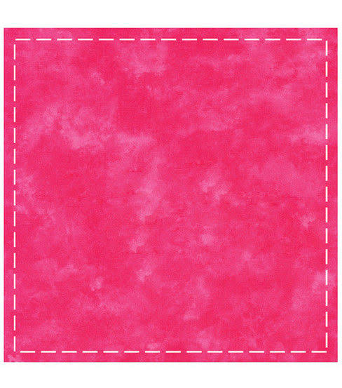 "AccuQuilt Go Fabric Cutting Dies - Square, 6 1/2"", Quilt Block A"