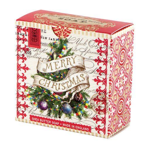 Michel Design Works White Christmas Little Soap