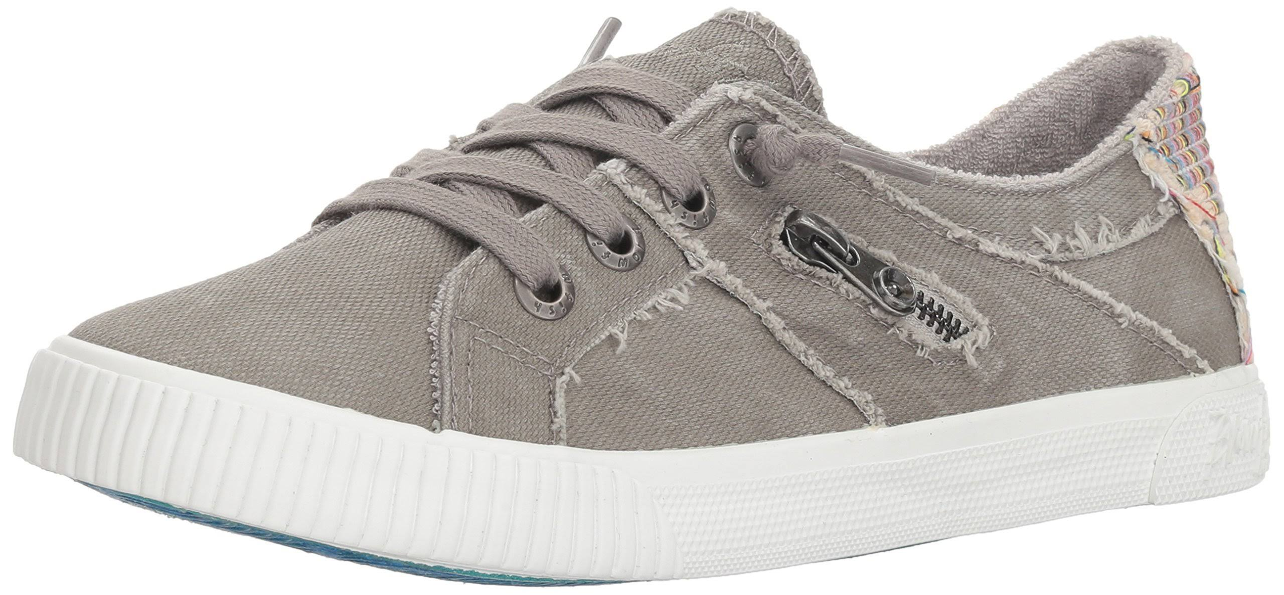 Blowfish Women's Fruit Sneakers - Wolf Gray, Size 8.5