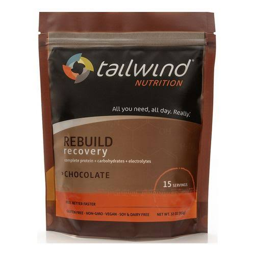 Tailwind Nutrition Rebuild Recovery 15 Servings Chocolate