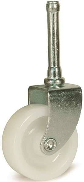 DH Casters Light Duty Swivel Furniture Caster - 2.5cm to 1.6cm