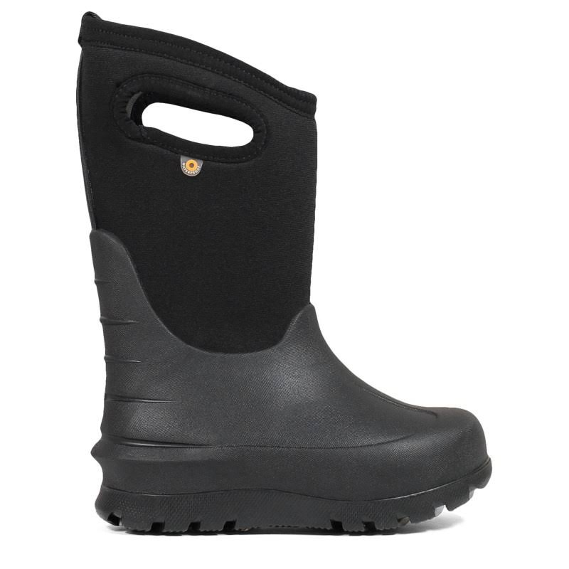 Bogs Neo-Classic Insulated Boots Black 4 Kids