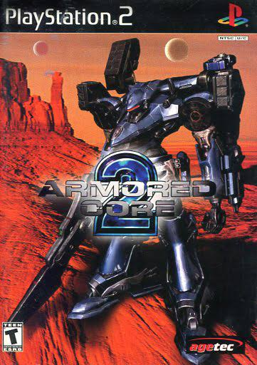 Armored Core 2 - PlayStation 2