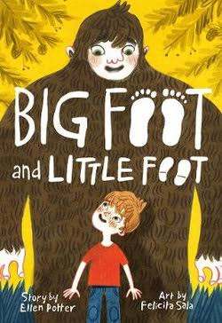 Big Foot and Little Foot (Book #1) [Book]