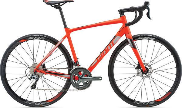 Giant Contend SL 2 Disc - Neon Red - Large - 80009036