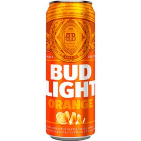 Bud Light Beer, Orange - 25 fl oz