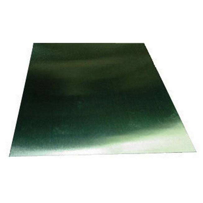 K&S 16254 Sheet Metal .008 6 in. x 12 in. Tin