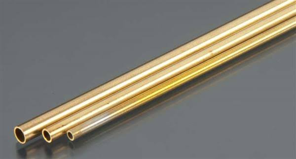 K&S Engineering Brass Tube - 30cm, Bendable