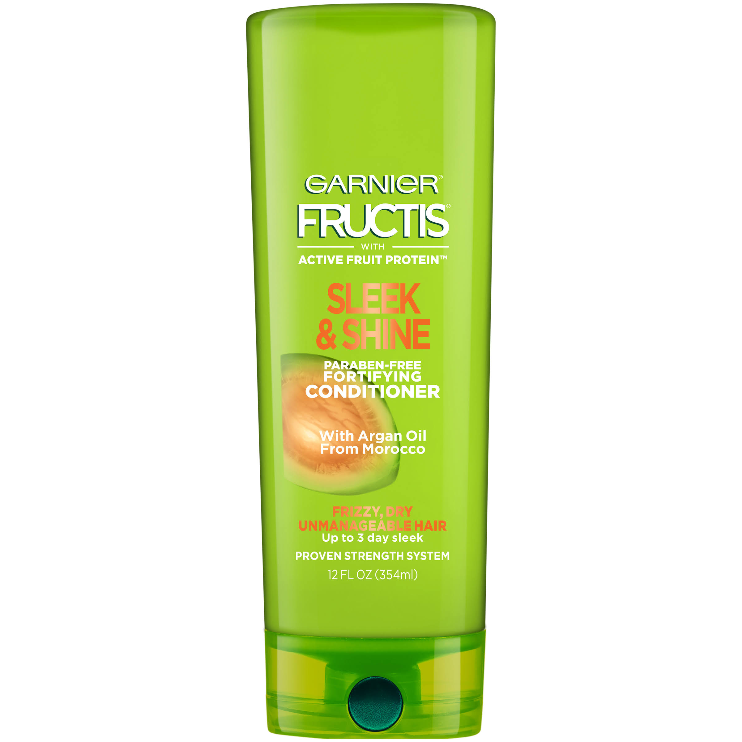 Garnier Fructis Sleek and Shine Fortifying Conditioner - 12oz