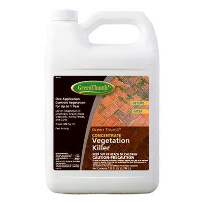 Green Thumb Concentrate Vegetation Killer - 1gal