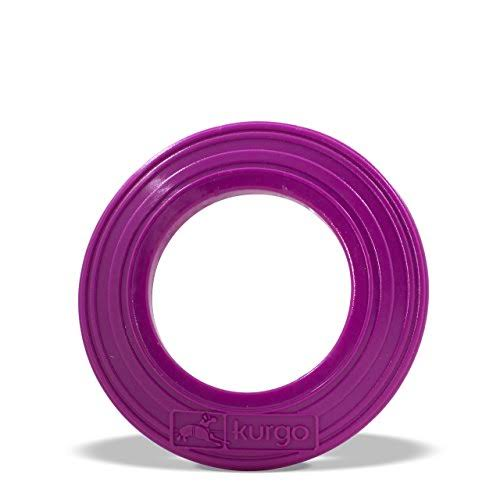 Kurgo Tossing Disk Dog Toy - Just Violet Purple