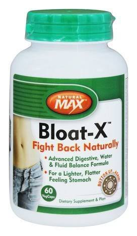 Natural Balance Bloat Supplement - 60ct