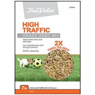 Barenbrug Usa TVHT7 High Traffic Grass Seed - 7lbs