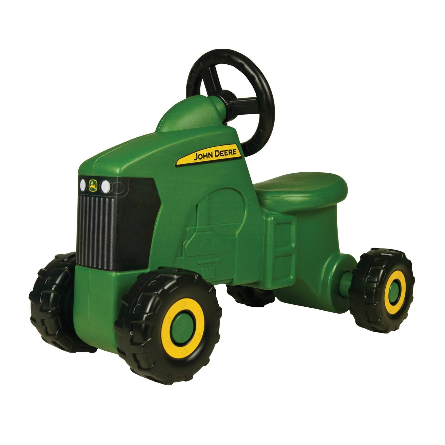 John Deere Foot to Floor Tractor - Green