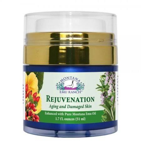 Rejuvenation Cream For Aging And Damaged Skin - 51ml