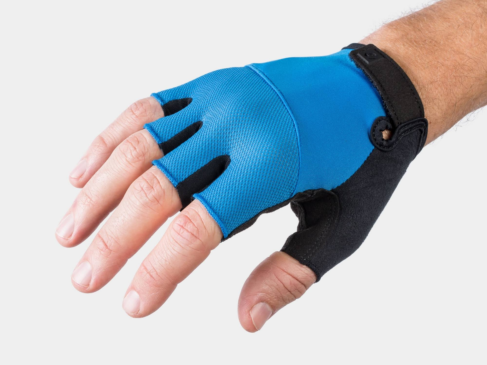 Bontrager Solstice Cycling Glove - Blue