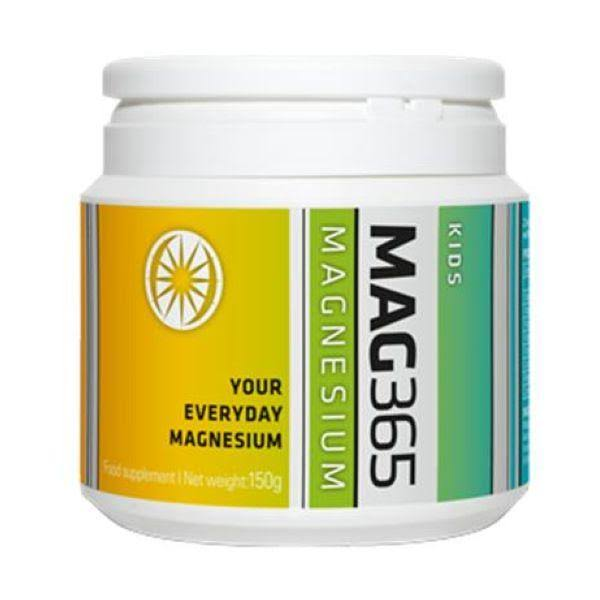 Mag365 Kids Magnesium Food Supplement - 150g