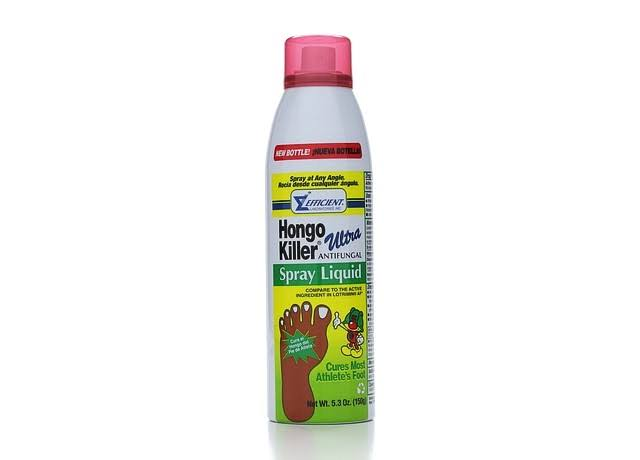 Hongo Killer Ultra Antifungal Spray Liquid - 5.30oz