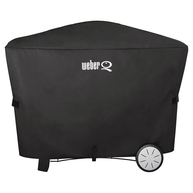 Weber Q 3000 2000 W Patio Cart Grill Cover