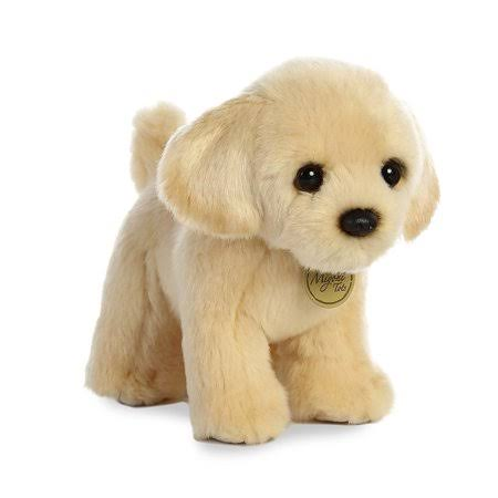Aurora World Miyoni Plush Golden Lab Pup