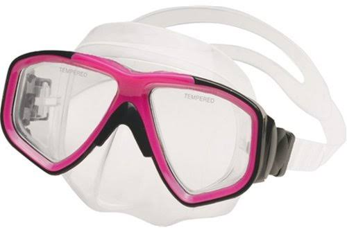 Deep See Adventurer II Mask Pink