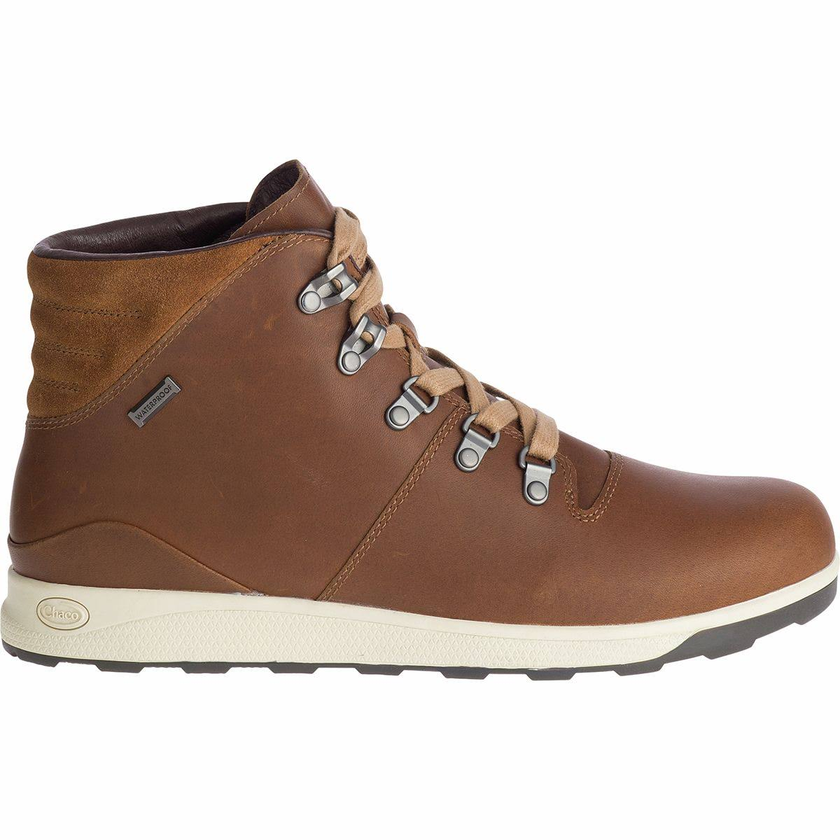 Chaco Men's Frontier Waterproof Boot - 11 - Toffee