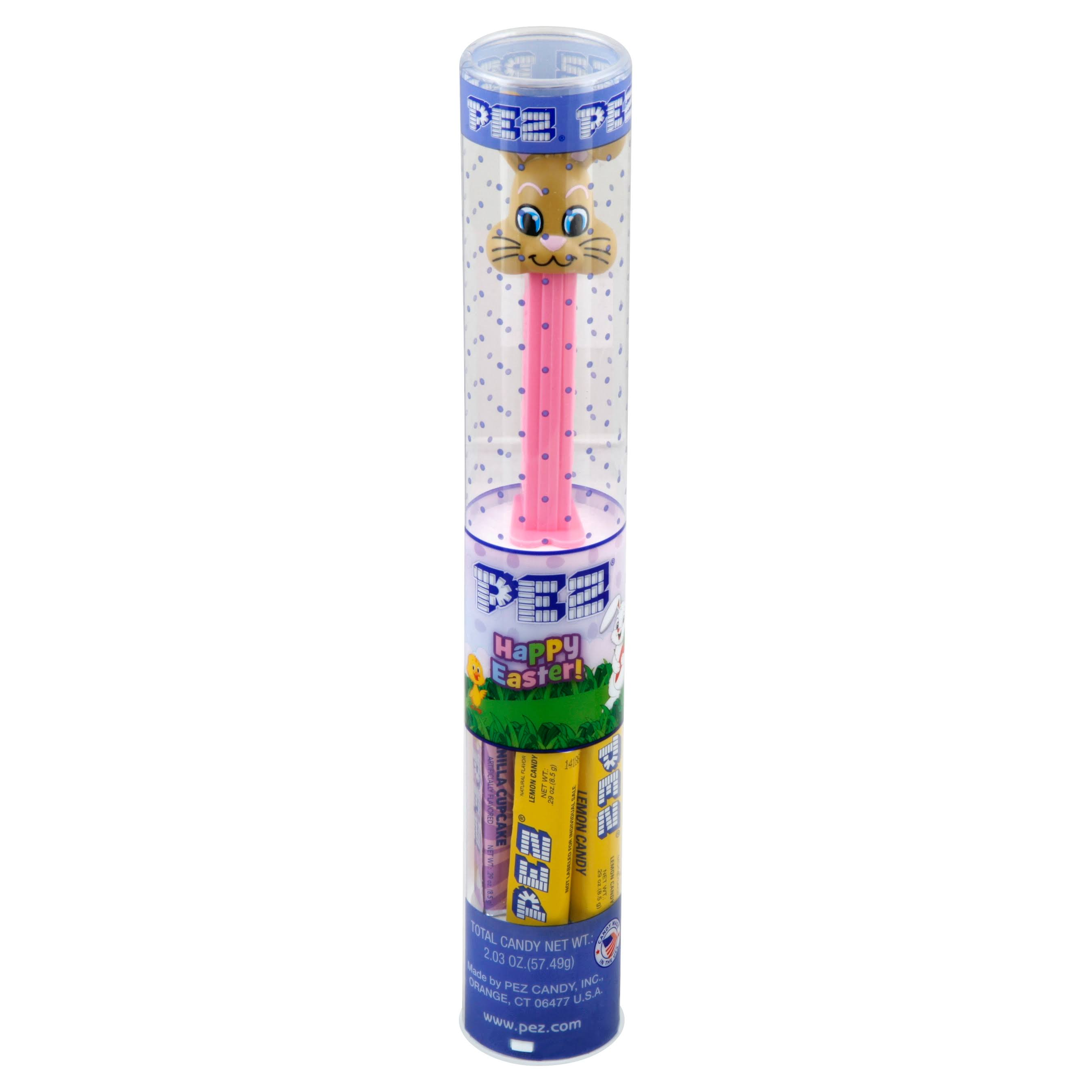 PEZ Easter Bunny Candy Dispenser - 2.03oz