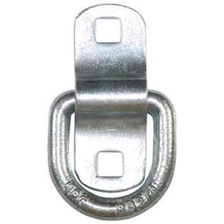 "Buyers B32F Rope Ring 3/8"" Zinc"