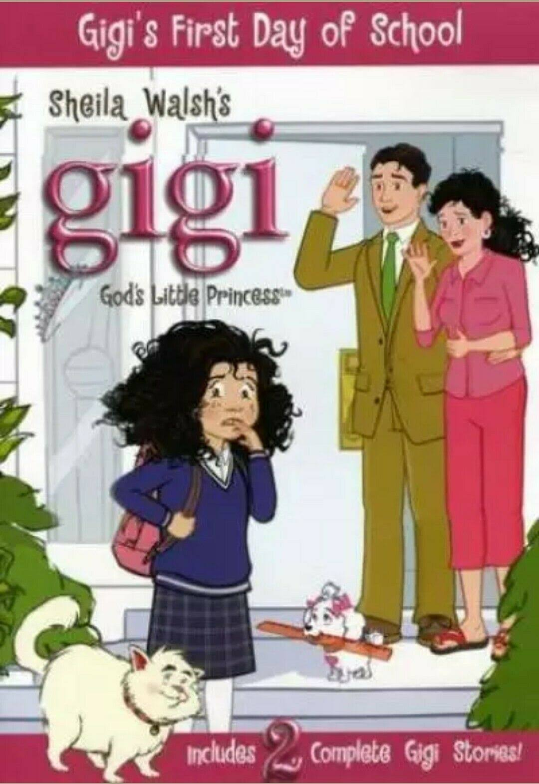 Gigi-gods Little Princess-Gigis First Day of School DVD