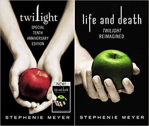 Twilight Tenth Anniversary: Life and Death Dual Edition - Stephenie Meyer