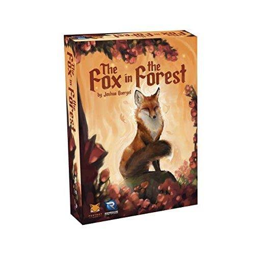 Renegade Game Studios The Fox in the Forest Game