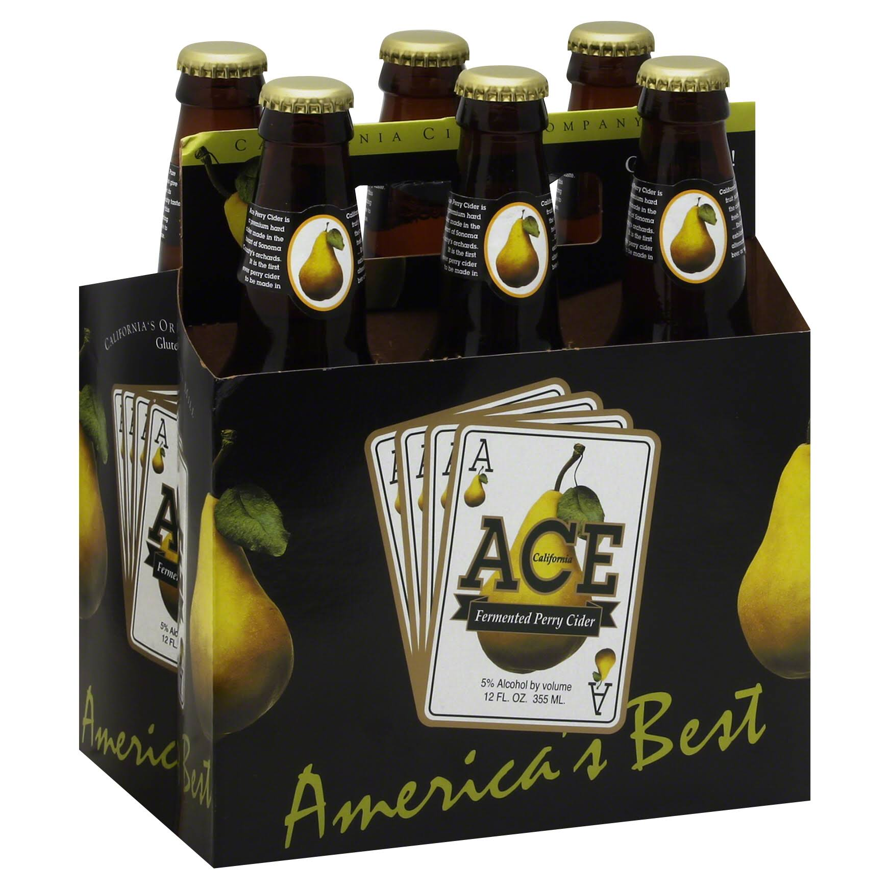 Ace In The Hole Pear Hard Cider