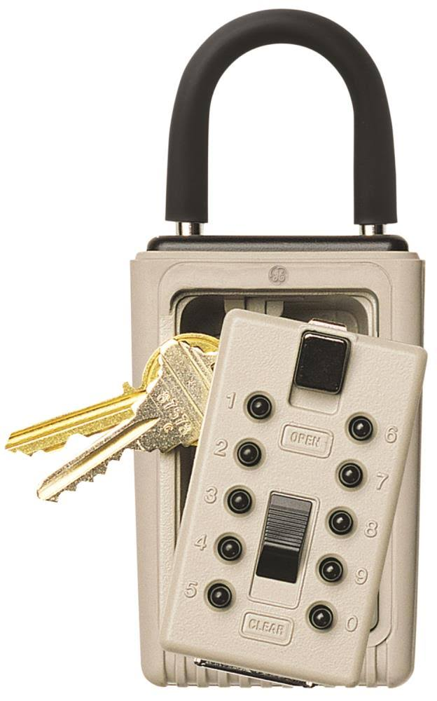 Kidde Portable Pushbutton Key Safe