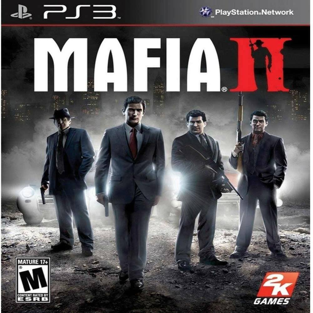Mafia II - Play Station 3