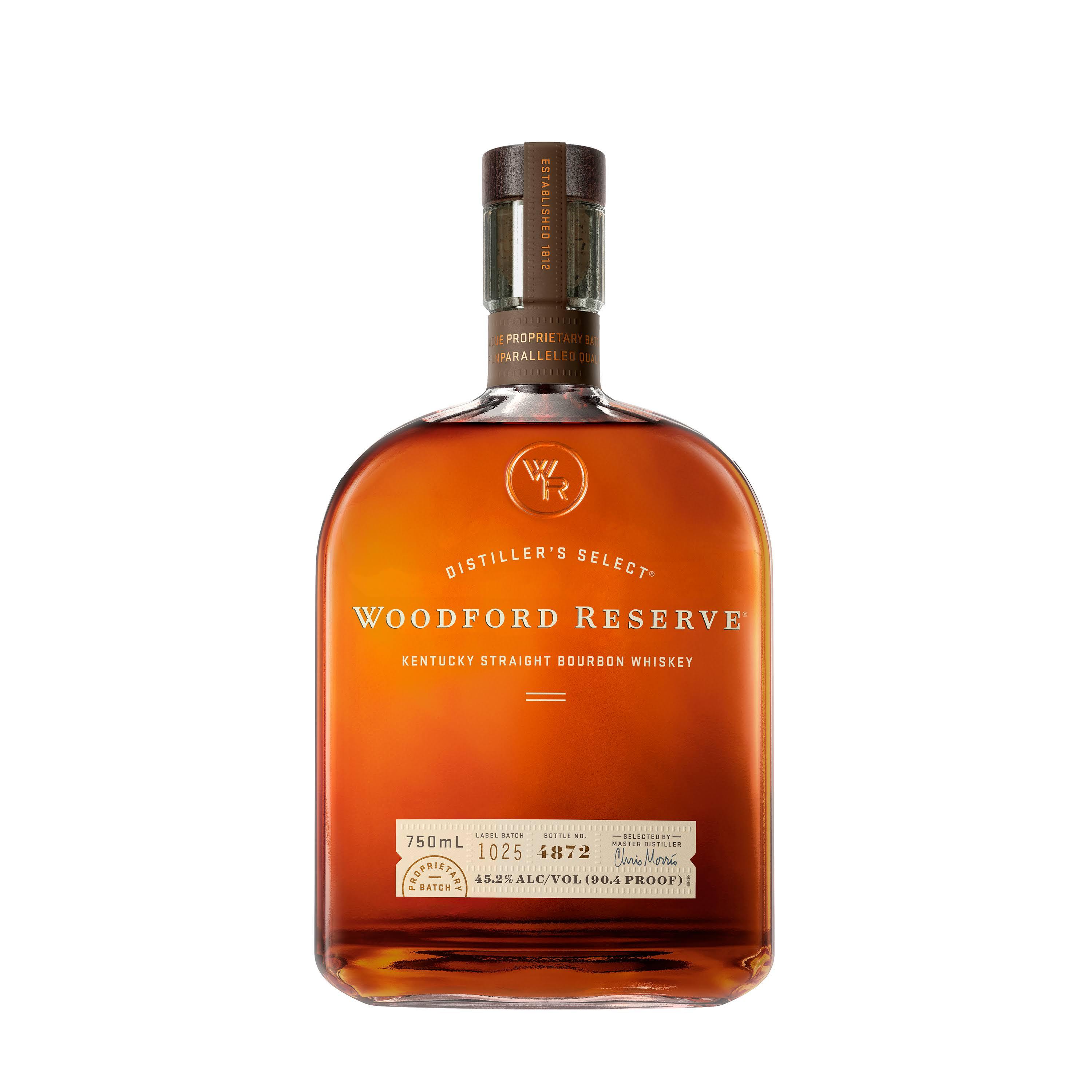 Labrot & Graham Woodford Reserve Kentucky Straight Bourbon Whiskey - 750 ml