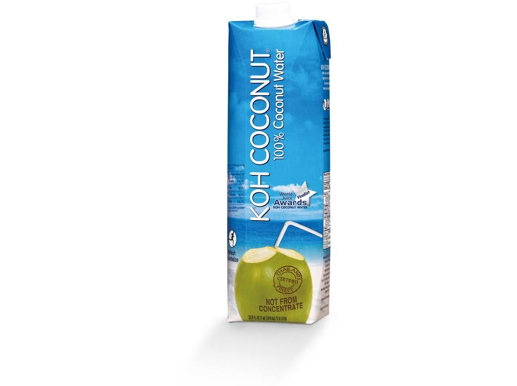 Koh Coconut 100% Coconut Water - 1l