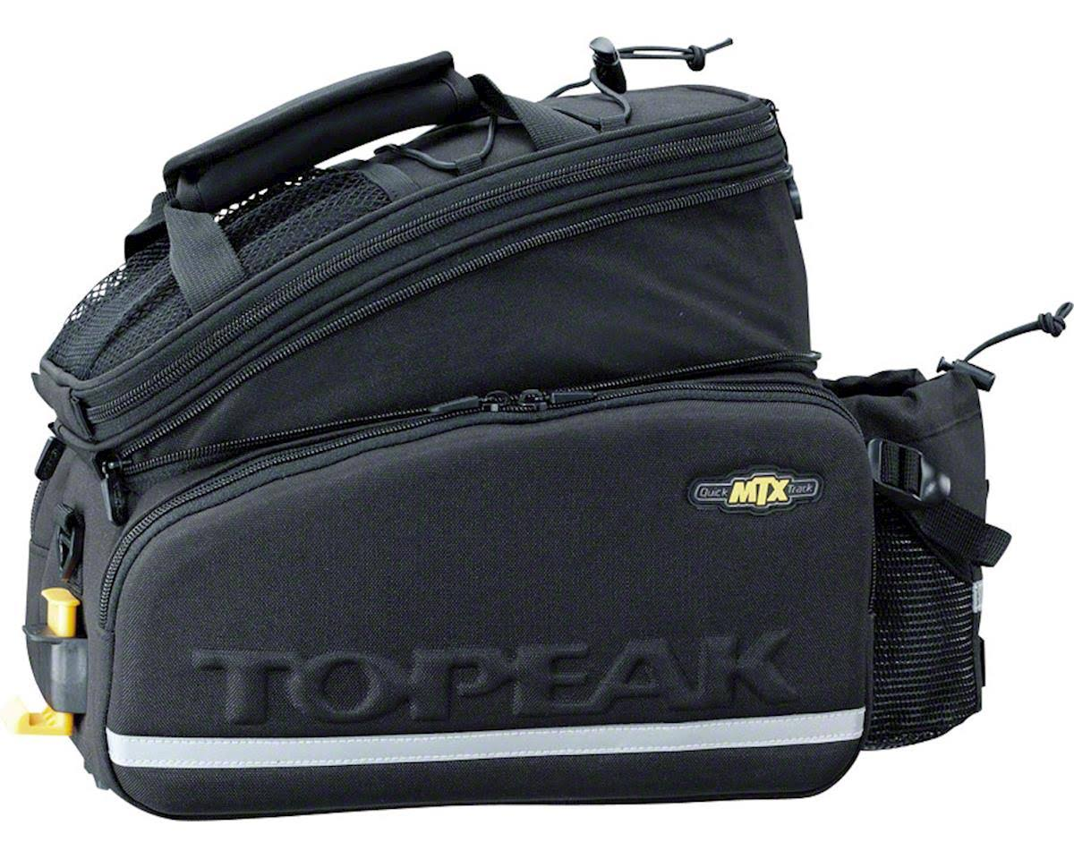 Topeak MTX Trunk Bag - Dx with Water Bottle Holder